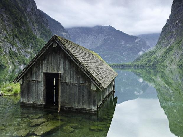 Les 33 plus beaux lieux abandonn s dans le monde le for Maison du monde allemagne